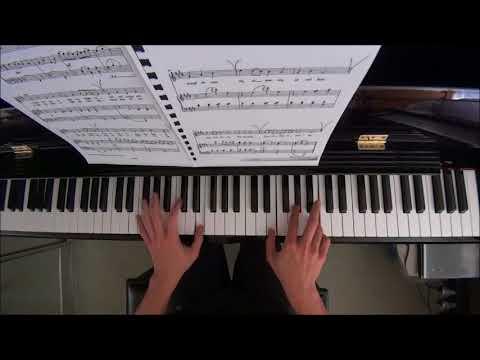HKSMF 70th Vocal 2018 Class 11 Irish Trad. The Mallow Fling Piano Accompaniment 校際音樂節