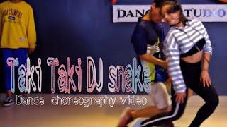 Dj Snake - Taki Taki Ft. Selena Gomez,cardi B, Ozuna -dance Choreography