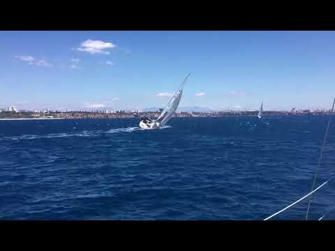 Yelken Yarışı, sailing race