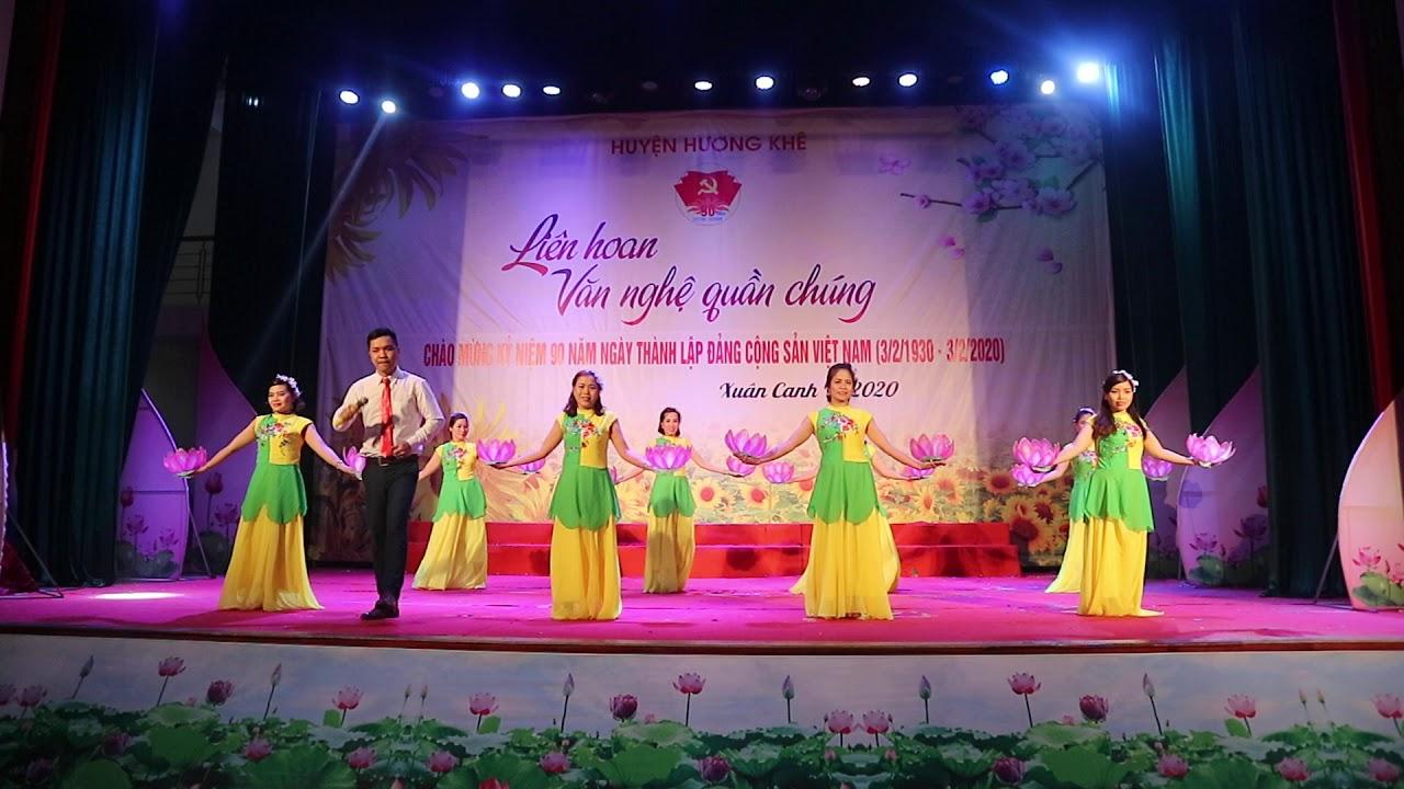 Múa hát: Chúng Con Canh Giấc Ngủ Của Người – Liên Hoan Văn Nghệ Quần Chúng – Hương Khê 2020
