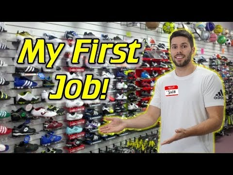 What It's Like To Work At A Soccer Store