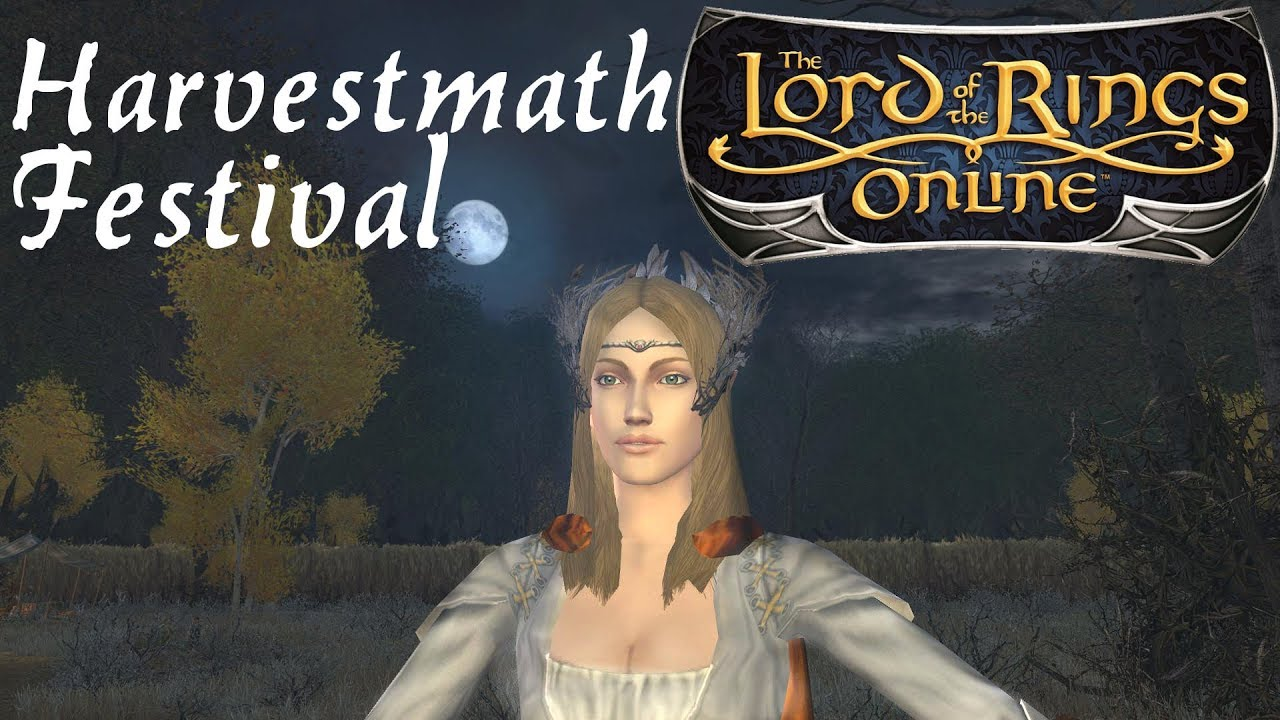Lotro Fall Festival 2020.Let S Play Lotro Harvestmath Festival 2018 The Wasted Wraith Of Wistmead