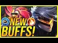 THE NEW VI BUFFS ARE FINALLY HERE! HAIL OF BLADES VI BUILD IS OP!- HOW TO DOMINATE EP. 59
