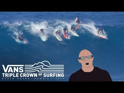 Double Shaka with Dylan Graves: Episode 4 | Vans Triple Crown of Surfing | VANS