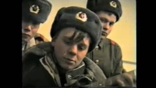 Армейские песни - Я на тебе, как на войне
