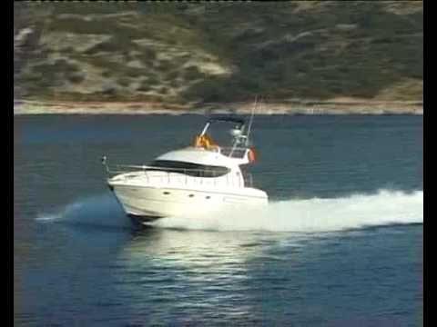 Azimut 36 - Nemo - Motor Yacht Charter Kroatien / Croatia - Woche ab Euro 3.493,-