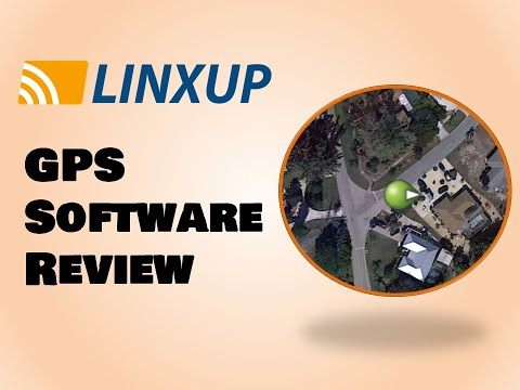 LinxUp GPS Software Review
