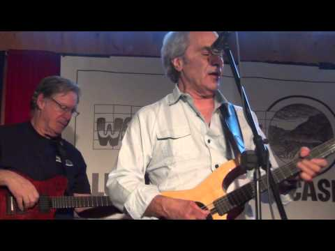 """""""Madman Across the Water"""" - Harvey Citron LIVE at the Luthier's Showcase 2013, Woodstock, NY"""