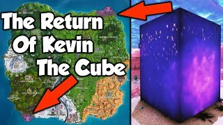 *LEAKED* New Map (Ice Melting, Return of The Cube, Jetskis) Fortnite