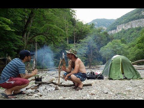 5 Days in the wild highlands (Ijevan)