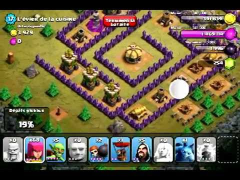 Clash of Clans - Kitchen Sink - (after the update) - YouTube