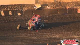 Jimmy Crawford Qualifying Flip 9-13-14 at the PAS