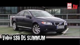 Volvo S80 D5 Summum - Doświadczony Szwed