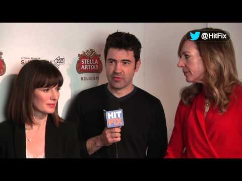 Touchy Feely - Interview with Rosemarie DeWitt, Josh Pais, Allison Janney and Ron Livingston