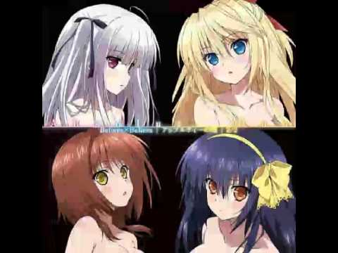 Absolute Duo ED 3 Full