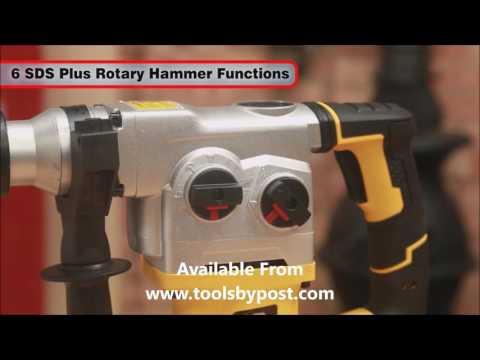 Clarke CON1500RHD SDS+ Drill