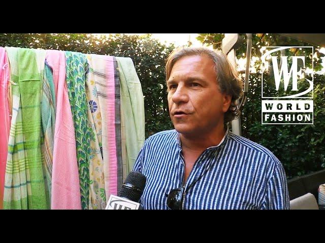 Christophe Sauvat Collection Presentation Milan