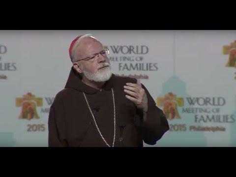 Cardinal Seán Patrick O'Malley, OFM. Cap. et pasteur Rick Warren: La joie de l'Évangile de la vie
