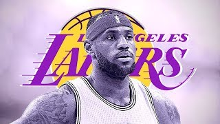 LEBRON JAMES: LEGEND HAS IT (LAKERS)