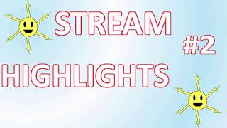 ⚡❄ stream highlights/funny moments #2 ❄⚡