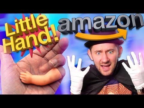 11 Strange Things On Amazon!