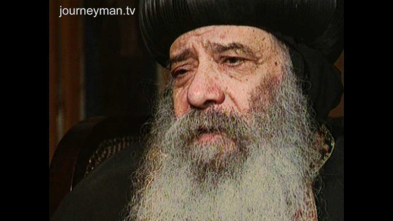 Exclusive interview with Coptic Pope - speaking on Islam, Egypt and Christianity
