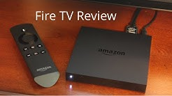 Amazon Fire TV Review - The Best Set Top Box You Can Buy, For Now