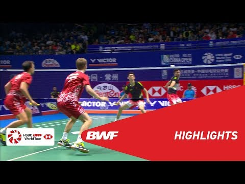 VICTOR CHINA OPEN 2018   Badminton MD - F - Highlights   BWF 2018