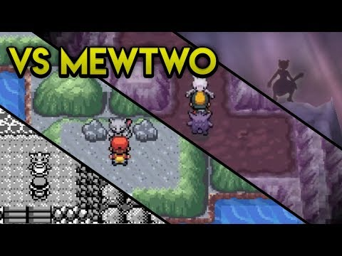 Evolution of Mewtwo Battles (1998 - 2017)