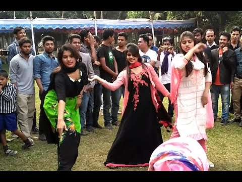 Collage Picnic Dance Special Dj Song 2018