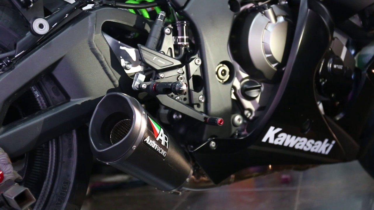 AUSTIN RACING V3 in ZX10R #positiveprosport we call