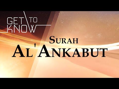 GET TO KNOW: Ep. 7 - Surah Al-'Ankabut - Nouman Ali Khan - Quran Weekly