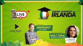 #LIVE Ensino Superior na Irlanda