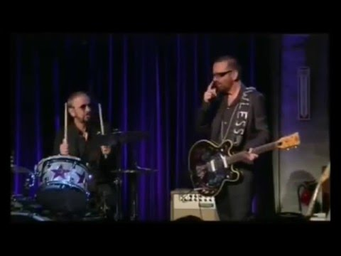 Ringo Starr s How to play Ticket to Ride, Come Together and Back off Boogaloo