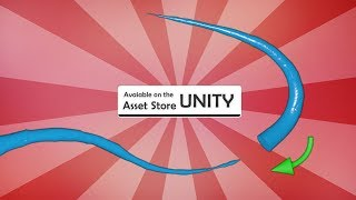 [Unity Package] Tail Animator - Bend your models with procedural animation!