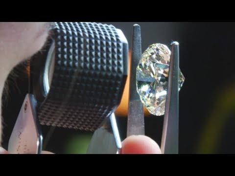 Les diamants se