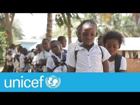 Keeping children safe from the Ebola outbreak in DR Congo | UNICEF