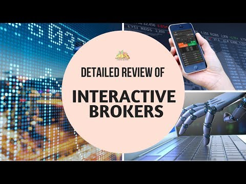 Interactive Brokers Review - Stock Brokers in India