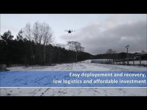 SENSYS drone based survey system