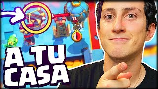 SUBO A 6000 COPAS EN MI MEJOR PARTIDA VS SNIPE Y COUNTER en Clash Royale - WithZack