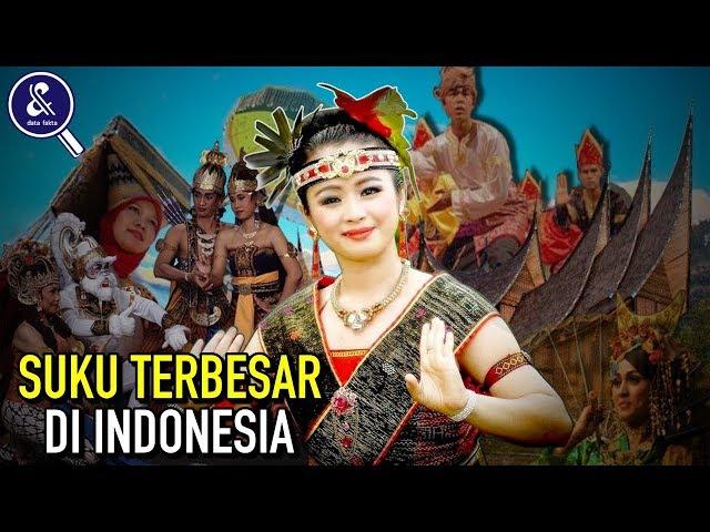Suku Kamu Termasuk? Ini 10 Suku Terbesar Di Indonesia