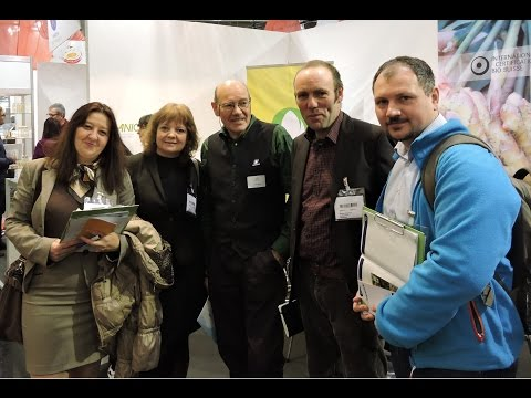 Agrar at BioFach 2016 - World's leading trade fair for organic food