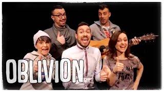OBLIVION MASH UP - The Beatles VS Happy Days