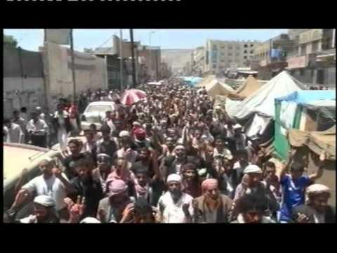 Full video of the Sanaa  massacre on the 20 09 2011 PART 3