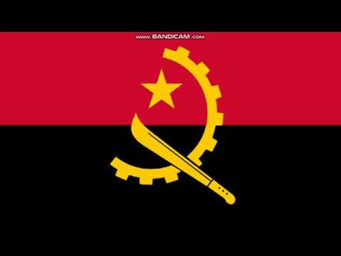 Flag Meanings With Suitcase #5: Angola