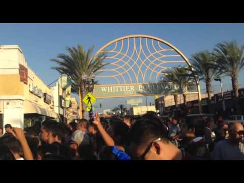 Nike Store in East Los Angeles Grand Opening