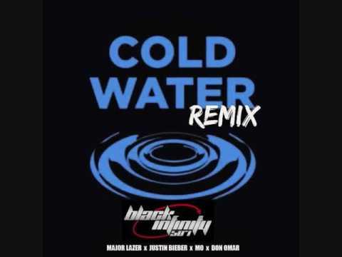 Major Lazer Ft Justin Bieber MØ Don Omar Cold Water Official Remix WWW BLACKINFINITY507 COM