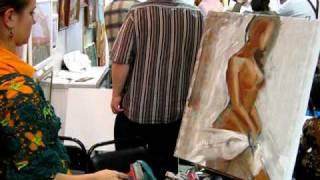 Выставка X`Show 2010 - Обнаженная натура