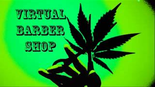 Stoned Virtual Barber Shop (Binaural Audio. Wear Headphones!) ASMR