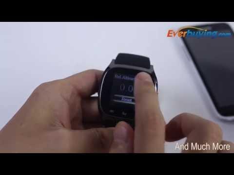 Luxury R-Watch Bluetooth M26 Smart LED Watch